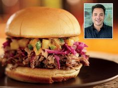 8 Best Jeff Mauro Sandwich King Images Chef Recipes