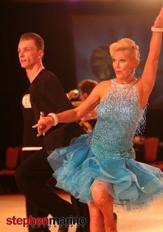 The Jive with Mikolay Czarnecki and Charlene Proctor at the 2013 First Coast Classic in Jacksonville, Florida. Photo by Stephen Marino.