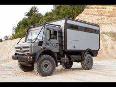 Mercedes Benz Unimog Wohnmobil - Everything About Off-Road Vehicles Mercedes Benz Unimog, Vw T5 Camper, Truck Camper, Renault Kangoo Camper, E63 Amg Wagon, Peugeot Expert, Small Motorhomes, Gmc Safari, Overland Trailer