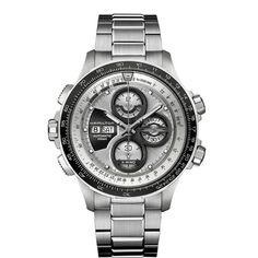 Reloj hamilton khaki aviation x-wind auto chrono h77726151