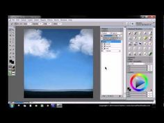 Learn how to paint clouds using Corel Painter and a Wacom tablet in this free video tutorial by Aaron Rutten: http://youtu.be/CSd-SqcZq1M