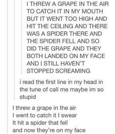 oh my god!!! so did I then I kept reading it and I was like man i'm stupid.