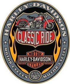 Harley-Davidson® Classic Ride Oval Embossed Tin Sign http://bikeraa.com/harley-davidson-classic-ride-oval-embossed-tin-sign/
