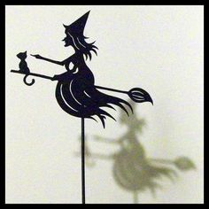 Shadow Puppet, The Witch by PaperTales.deviantart.com on @deviantART
