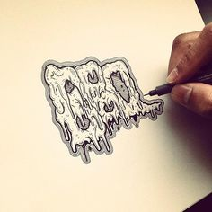30+ Stunning Typography & Lettering Designs by Raul Alejandro
