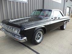 "1964 Plymouth Fury 383 4Bbl V8/4sp/3.23 8.75"" axle..."