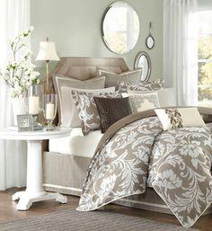 Earth Tone Color Palette Bedroom Ideas 11