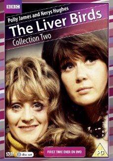 The Liver Birds - Polly James and Nerys Hughes