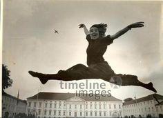 Grand Jeté über dem Schloss Bellevue Jujulia/Timeline Images