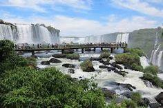 Cataratas do Iguaçu Fronteira entre Brasil e Paraguai- Pesquisa do Google