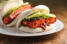 Spicy Tofu Buns