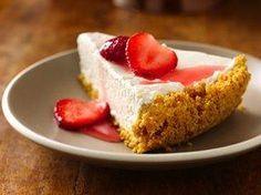 No-bake cheesecake...yes please #nobake #delicious