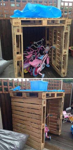 17 Cute Upcycled Pallet Projects for Kids Outdoor Fun – Proud Home Decor - DIY Projects for Kids Outdoor Fun For Kids, Summer Fun For Kids, Diy For Kids, Pallet Projects Signs, Pallet Crafts, Wood Projects, Pallet Kids, Palette Diy, Old Pallets