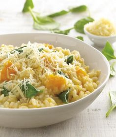 Pumpkin Risotto Recipe by Perfect Italiano
