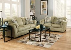 Platinum 2pc sectional w chaise louisville overstock warehouse