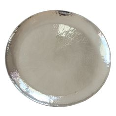 SHINY handhammered tray www.