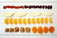 Quinoasalade met fruit en noten