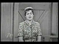 Today in 1962, Patsy Cline topped the charts with She's Got You.  The song was incredibly popular and stayed on top for several weeks (also ...
