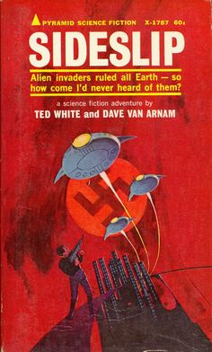 1960s pulp science fiction. Nazis, aliens and spaceships. What more do you want?…