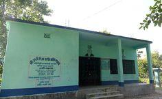 Premerdanga Angawadi (ICDS) centre constructed from ISGP Project block grant (2014-15) @Golenawhati GP, Cooch Behar