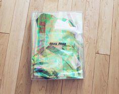 Miu Miu | packaging
