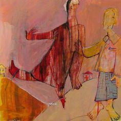 "Saatchi Online Artist Ilya Volykhine; Painting, ""Sweetness, 2012"" #art"