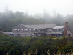 Kalaloch Lodge; Olympic Peninsula Washington