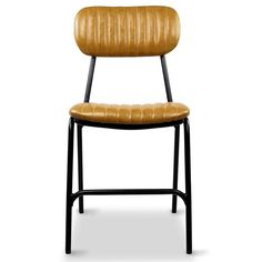Datsun dining chair - camel