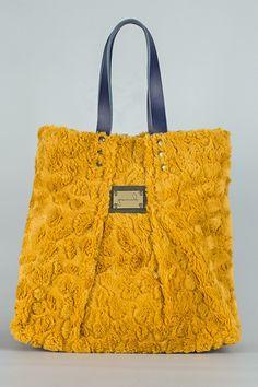 Artbe - Sunny handbag - Spring is coming -