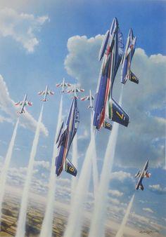 Frecce Tricolori Aermacchi MB339 PAN | eBay