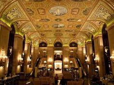 Kết quả hình ảnh cho the palmer house hilton hotel chicago