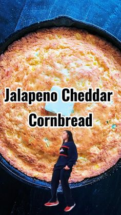 Iron Skillet Recipes, Cast Iron Recipes, Skillet Meals, Good Food, Yummy Food, Tasty, Jalapeno Cheddar Cornbread, Cooking Tips, Cooking Recipes