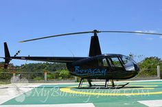 My Boracay Guide offers luxury VIP Helicopter Transfers to paradise. Fly direct from Caticlan and Kalibo Airports and arrive in Boracay in style. Fighter Jets, Transportation, How To Get, Night