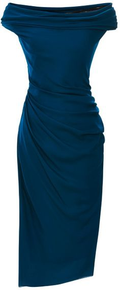 Cushnie et Ochs Silk Georgette Dress on shopstyle.com Mother of the Groom, perhaps?????