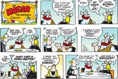 Hagar the Horrible Comic Strip for September 01, 2013
