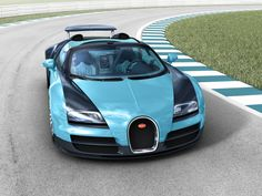 Photographs of the 2013 Bugatti Veyron Grand Sport Vitesse Legend Jean-Pierre Wimille. An image gallery of the 2013 Bugatti Veyron Grand Sport Vitess. Maserati, Lamborghini, Ferrari 458, Luxury Sports Cars, Sport Cars, Bugatti Veyron, Bugatti Cars, Dream Cars, Automobile