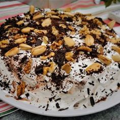 Greek Desserts, Cake Cookies, Acai Bowl, Dessert Recipes, Tasty, Sweets, Sugar, Breakfast, Food