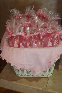 Once Upon a Shower - book theme baby shower for a princess fairy tale favors antibacterial lotion