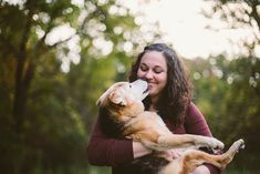 Photographer Says Goodbye to Her Dog of 16 Years with a Touching Portrait Shoot - by DL Cade, PetaPixel. Wonderful series of photos of Maria Sharp and her German Shepherd/Collie/Hound mix, Chubby, from puppyhood to his last days. Tears!