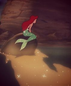 "The Little Mermaid ""I guess there's one problem left. How much I'm going to miss her."""