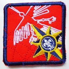 insignias scouts especialidades - ORIENTACIÓN