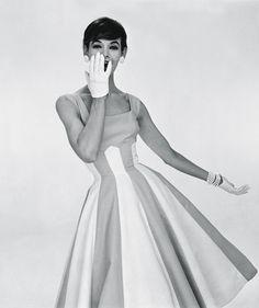 Horrockses cotton poplin dress, photo John French