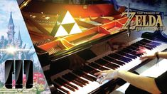 Hyrule Castle Piano Cover Orchestra - Most epic Zelda Song Ever - Breath...