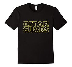 The Estar Guars T-shirt is great humor in Spanish. All true Star Wars fans should get this funny Mexican T shirt. Tee shirts for both men woman kids and children. Are you looking for the popular Estar Guars shirts? Get this funny tee shirt: Estar Guars. Show the message to the world with Estar Guars t-shirts in black and dark color.