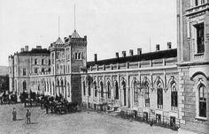 Hauptbahnhof 1858