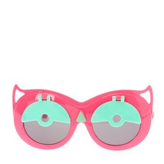 <P>These fun kids sunglasses are in the shape of owl eyes and ears…