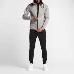 Nike Tech Fleece Windrunner Hoodie.