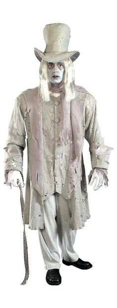 Men/'s Black Spirit Soul Seeker Adult Costume Robe Witches Wizards Ghosts Std