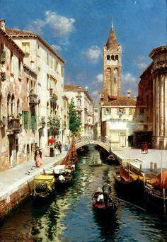 loumargi:  Rubens Santoro (Italian, 1859-1942)