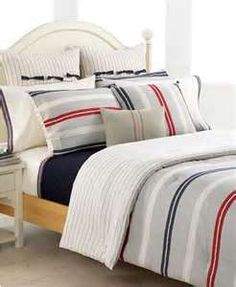 Image detail for -Tommy Hilfiger Modesto Full / Queen-size Comforter Set | Overstock.com